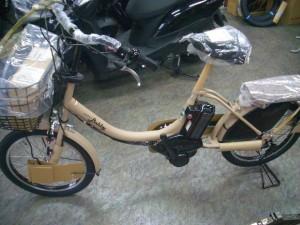 大阪市旭区 PAS Babby 電動自転車